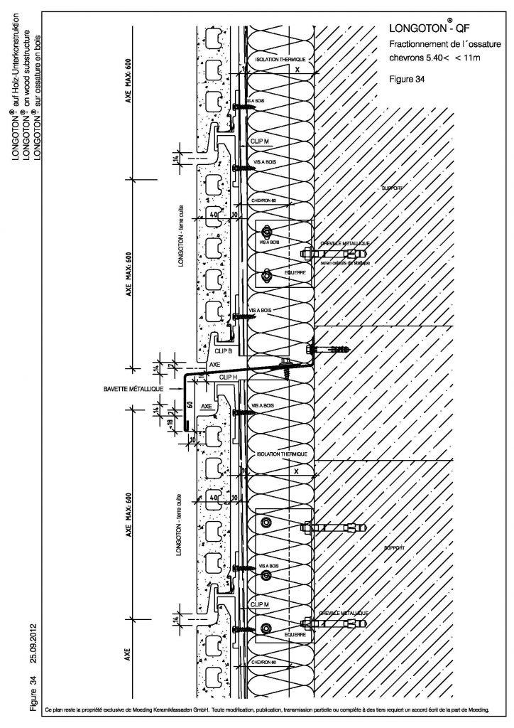 Fract. de loss. Chevrons +5,40m
