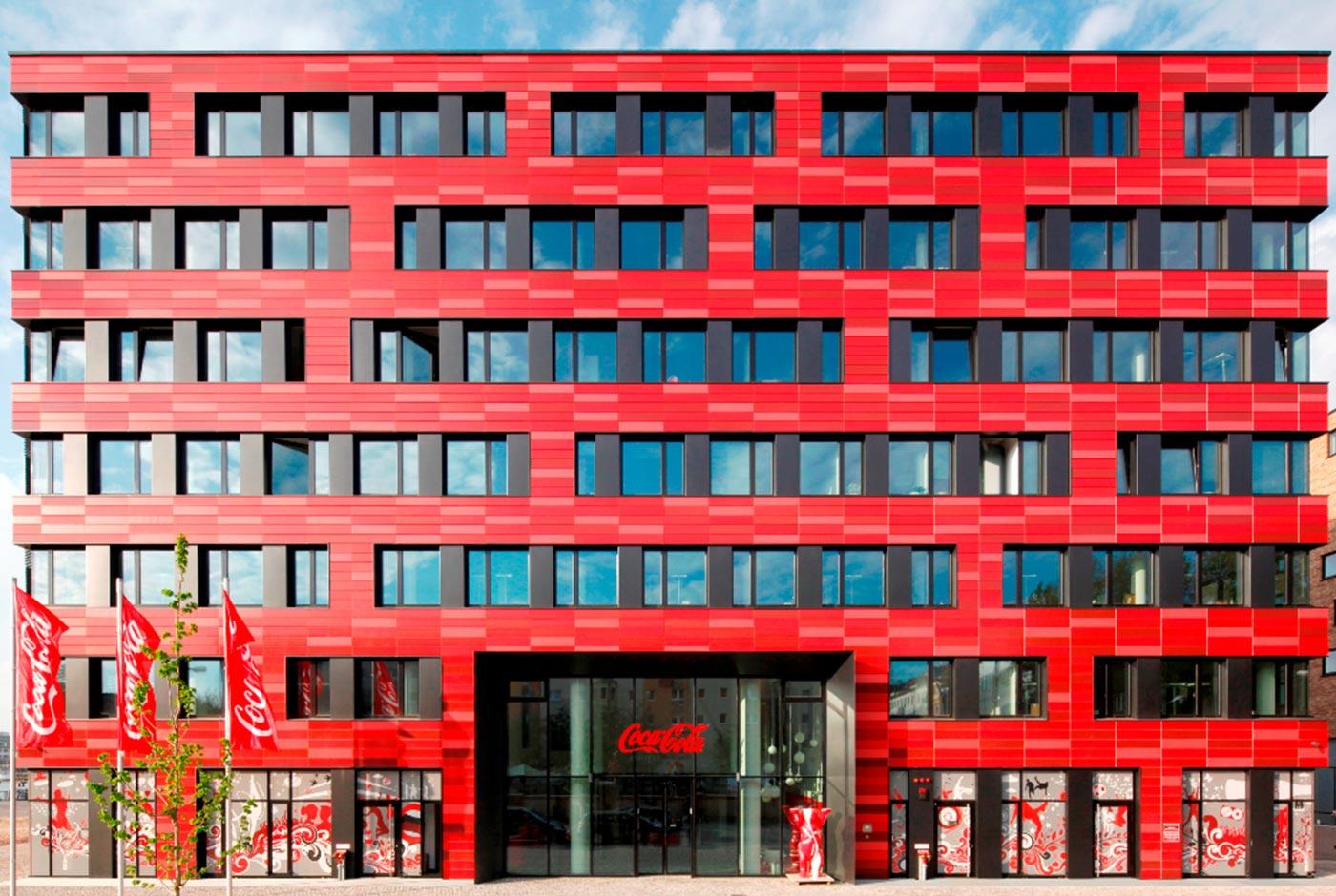 Coca-Cola Verwaltungsgebäude