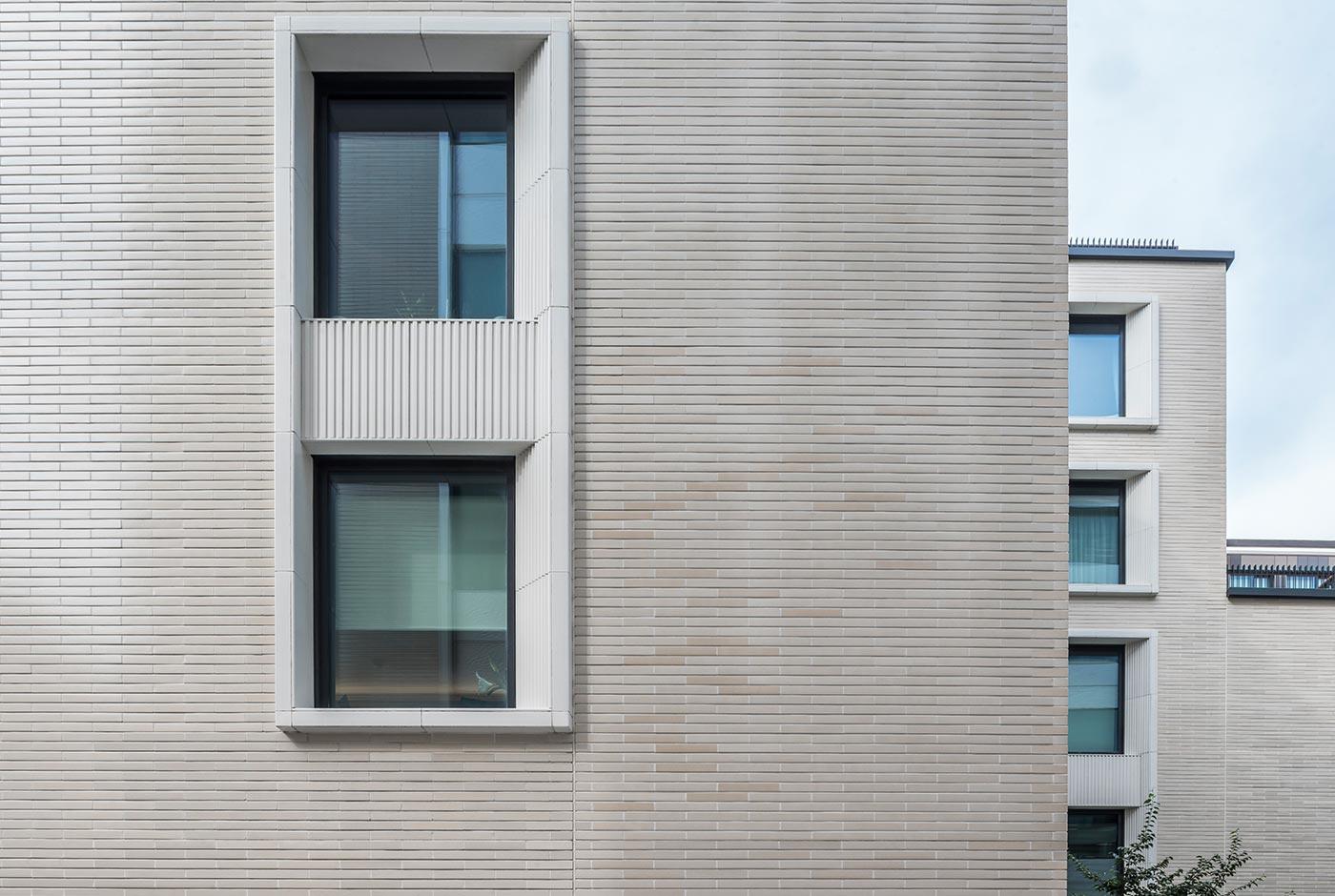 Complejo residencial y empresarial Rathbone Square