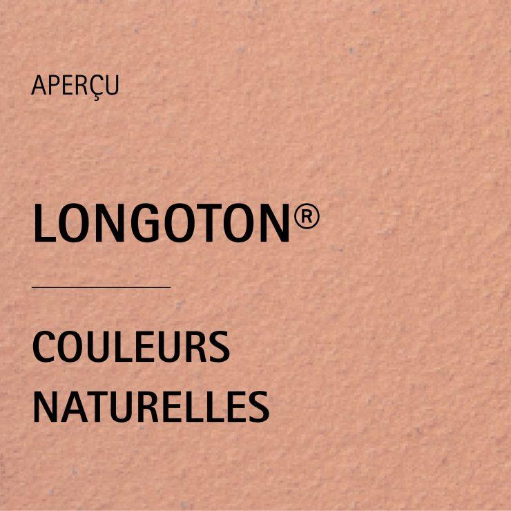 Palette de couleurs LONGOTON®