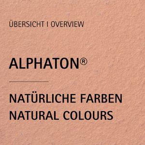 Обзор цветов ALPHATON®