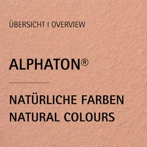 ALPHATON® color overview