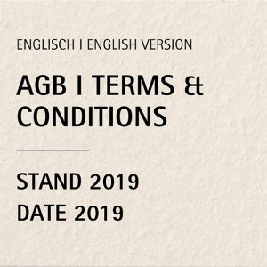 AGB'S ENGLISCH