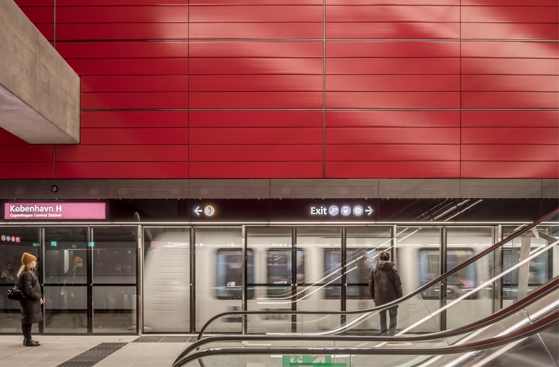Cityringen Central Station