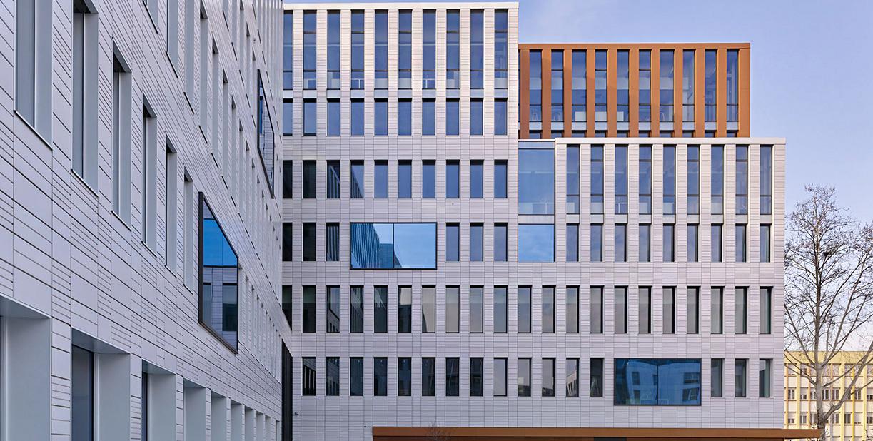 RTE Bürogebäude