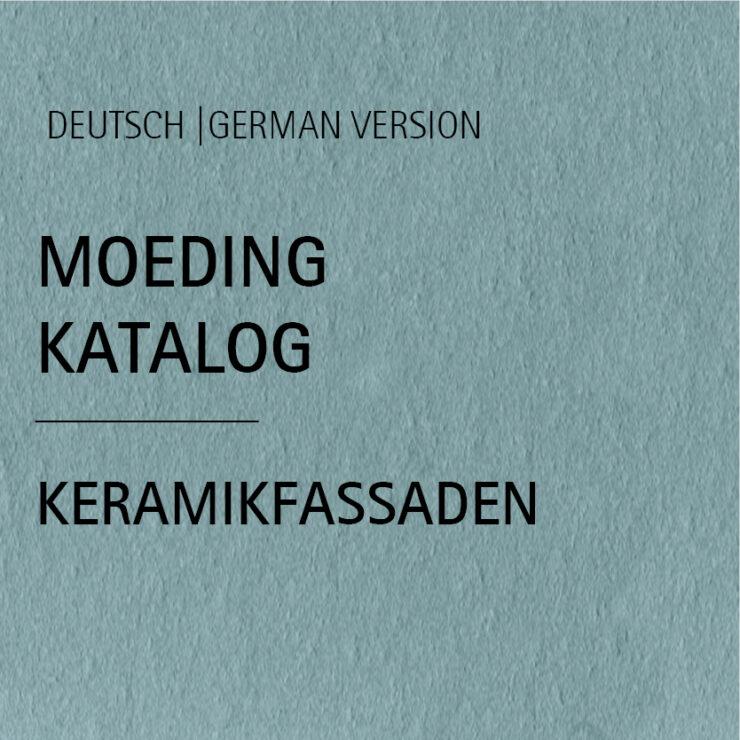 MOEDING Katalog