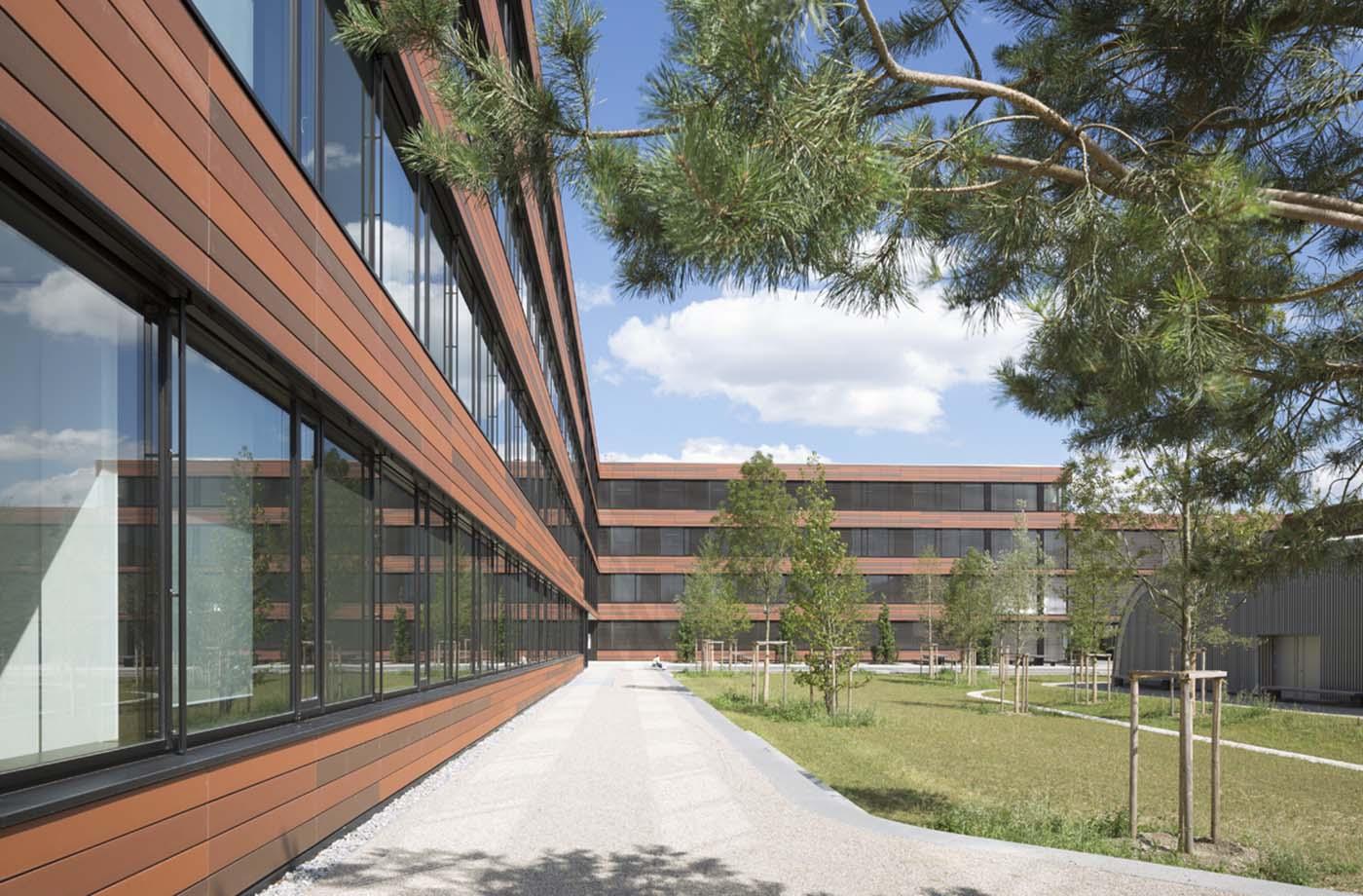 Centre biomedical (BMC) - LMU (Université Ludwig Maximilians)