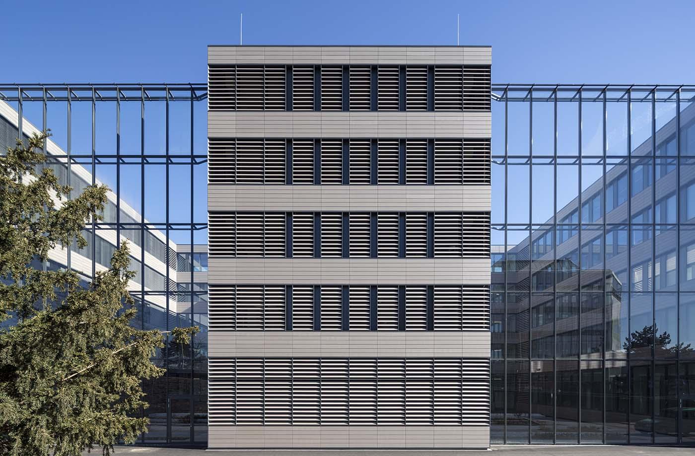 Stadtwerke Ulm Verwaltungsgebäude